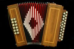 akordeon Zdjęcie Stock