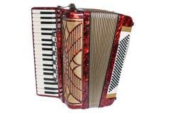 akordeon Fotografia Stock