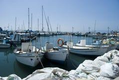 akra akko Israel port obraz royalty free