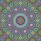 Akram Morocco Pattern Lizenzfreies Stockfoto