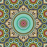 Akram Morocco Pattern Five Imágenes de archivo libres de regalías