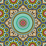 Akram Morocco Pattern Five Royalty Free Stock Images
