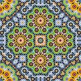 Akram Morocco Pattern Four Foto de archivo libre de regalías