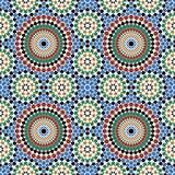 Akram Morocco Pattern Six Imagen de archivo libre de regalías
