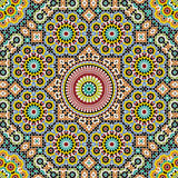 Akram Morocco Pattern Three Stock Photos
