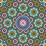 Akram Morocco Pattern Two Royaltyfri Bild