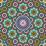 Akram Morocco Pattern Two Imagen de archivo libre de regalías