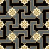Akram Seamless Pattern Fotografía de archivo