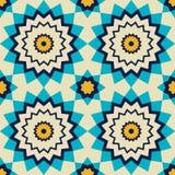 Akram Seamless Pattern Four Fotografía de archivo