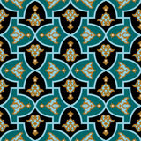Akram Seamless Pattern Two Imagen de archivo