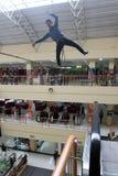 akrobat Royaltyfria Foton