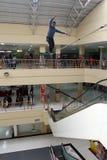 akrobat Arkivbild