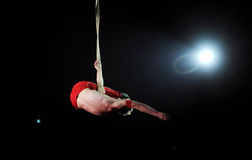 akrobata Obraz Royalty Free