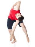 akrobata mężczyzna Obraz Royalty Free