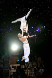 akrobatluft Royaltyfria Foton