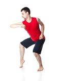 akrobatman Arkivbilder