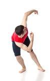 akrobatman Arkivbild