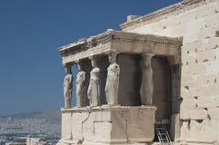 Akropol Ateny Fotografia Stock