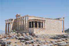 Akropol Ateny Zdjęcia Royalty Free
