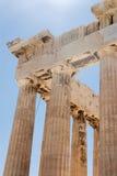 Akropol Ateny Zdjęcia Stock