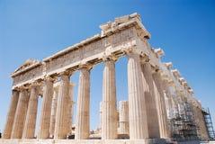 Akropol Ateny Obrazy Stock