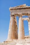 Akropol Ateny Zdjęcie Stock