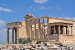 Akropol, Ateny Grecja Zdjęcia Royalty Free