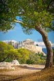 Akropol, Ateny, Grecja Zdjęcia Stock