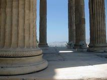 Akropol Grekland Royaltyfri Fotografi