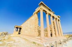 Akropol w Ateny, Grecja Zdjęcie Stock