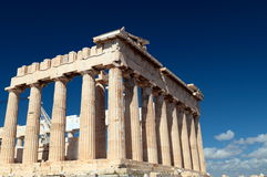 Akropolis Stock Photo