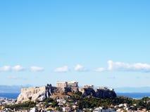 Akropolis Stock Afbeelding