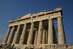 Akropolis 4 Stock Foto