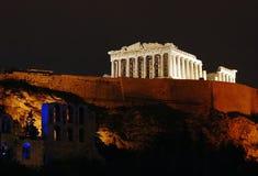 Akropolis royalty-vrije stock fotografie