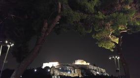 Akropolis Стоковые Изображения RF