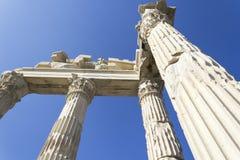 Akropolis antique city Stock Images