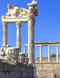 Akropolis antique city, Pergamon Royalty Free Stock Image