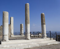 Akropolis antique city Stock Photo