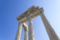 Akropolis antique city Royalty Free Stock Photo