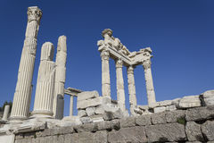Akropolis antique city, Pergamon Royalty Free Stock Photography