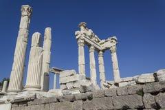 Akropolis antique city, Pergamon Royalty Free Stock Photography