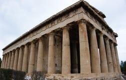 Akropolis Atena Grecia Lizenzfreies Stockbild