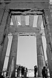 Akropolis Atenas Griechenland Lizenzfreie Stockfotografie