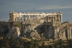 Akropolis Athen Stockfotos