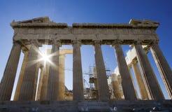 Akropolis, Athen, Griechenland lizenzfreies stockbild