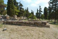 Akropolis in Athen, Griechenland am 16. Juni 2017 Lizenzfreie Stockfotografie