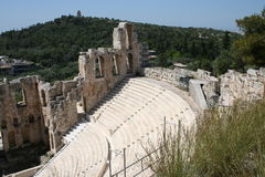 Akropolis, Greece Stock Photos