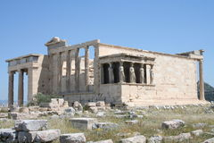 Akropolis, Greece Stock Photography