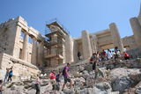 Akropolis, Greece Royalty Free Stock Photo