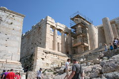 Akropolis, Greece Stock Image